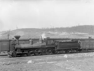 mg train